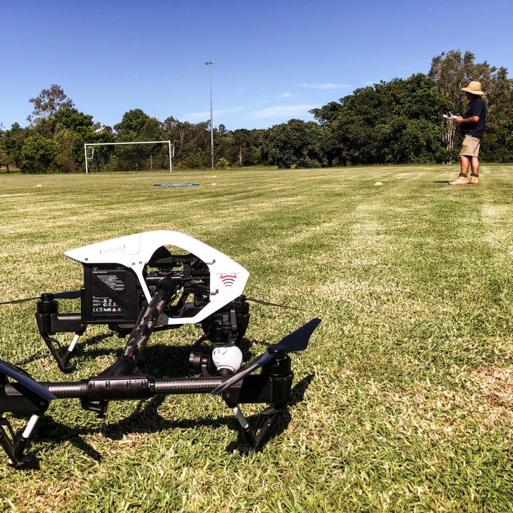 Brisbane drone training