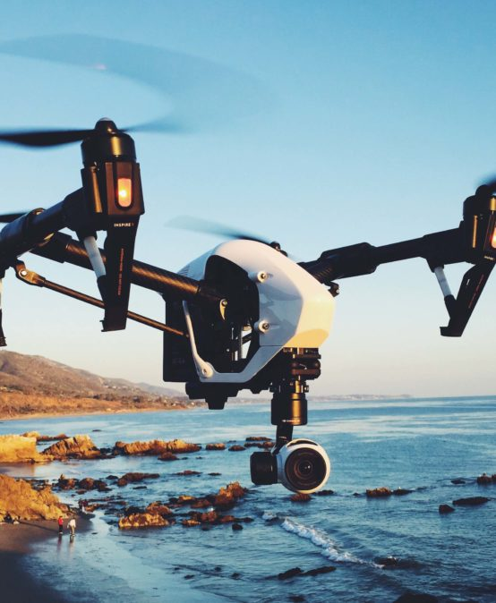 how to become a drone pilot australia