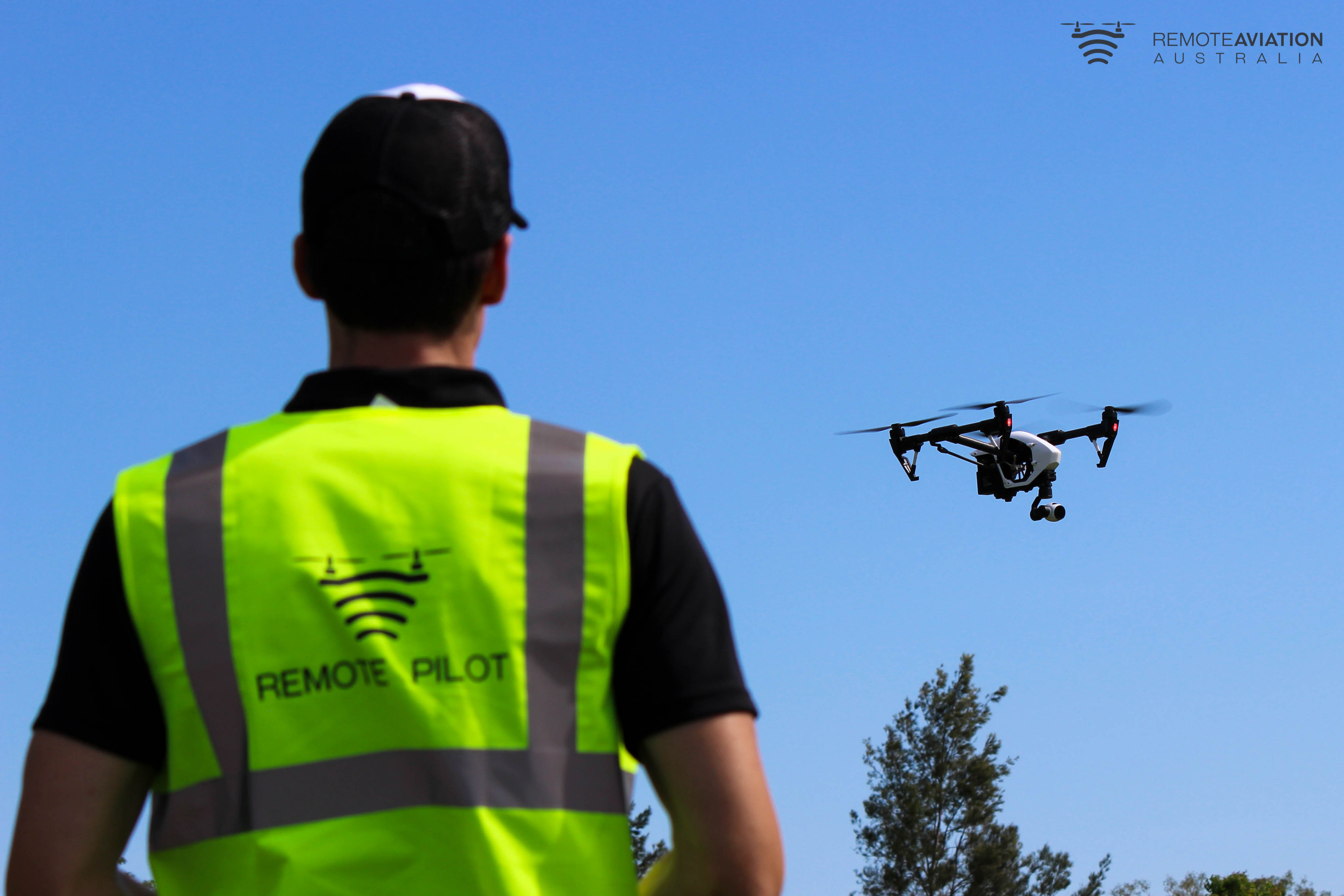 Remote pilot licence training