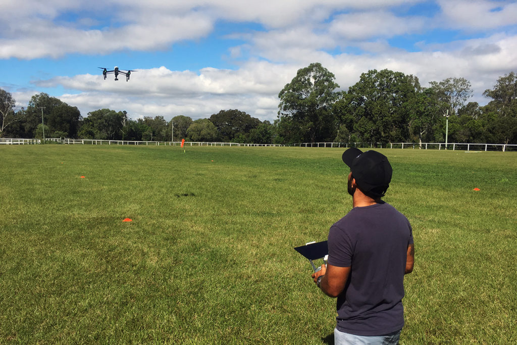 Mackay drone training