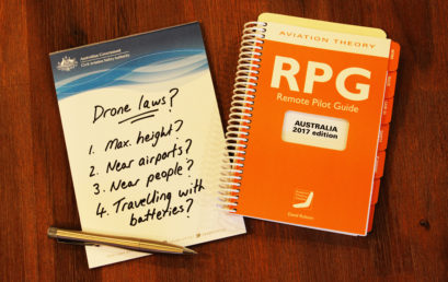 Remote Aviation helps launch new drone rules book