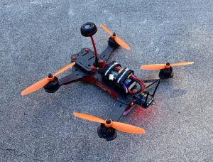 FPV is not legal unless operating under a CASA exemption
